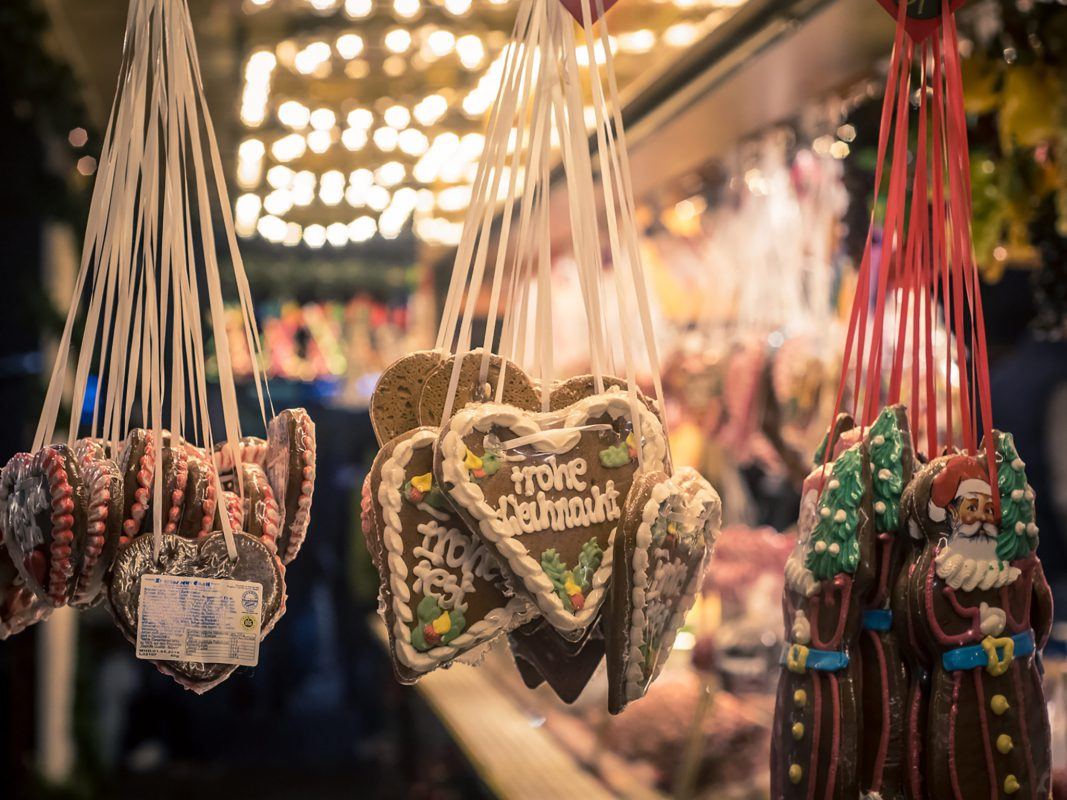 Weihnachtsmarkt. Foto: Pascal Höfig