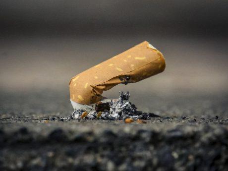 Symbolbild Rauchen. Foto: Dominik Ziegler