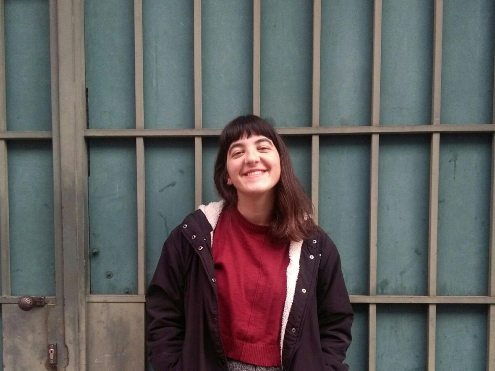 Lena Ionnidis aus Griechenland. Foto: Privat
