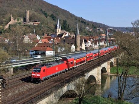 Der Mainspessart-Express Foto: Deutsche Bahn