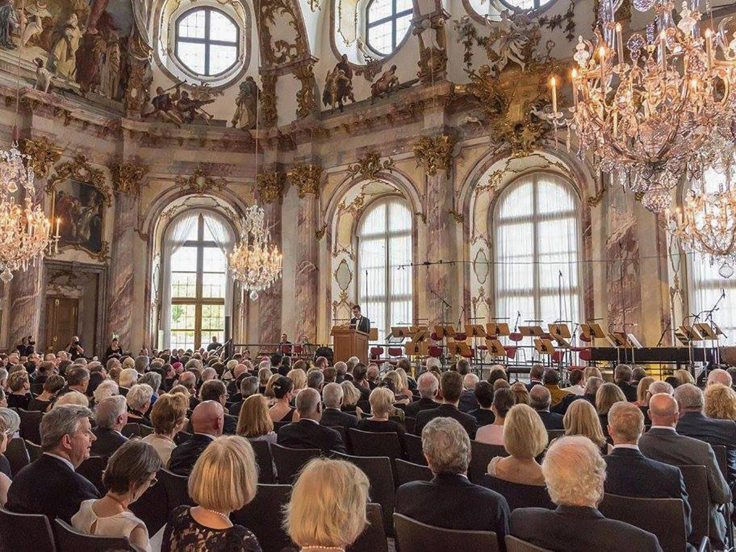 Der Kaisersaal - Veranstaltungsspielstätte des Mozartfests. Foto: Pascal Höfig