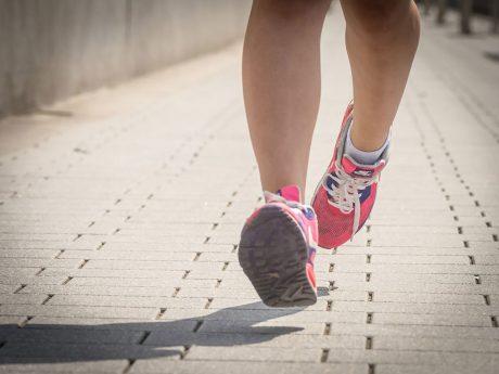 Jogging. Symbolfoto: Pascal Höfig