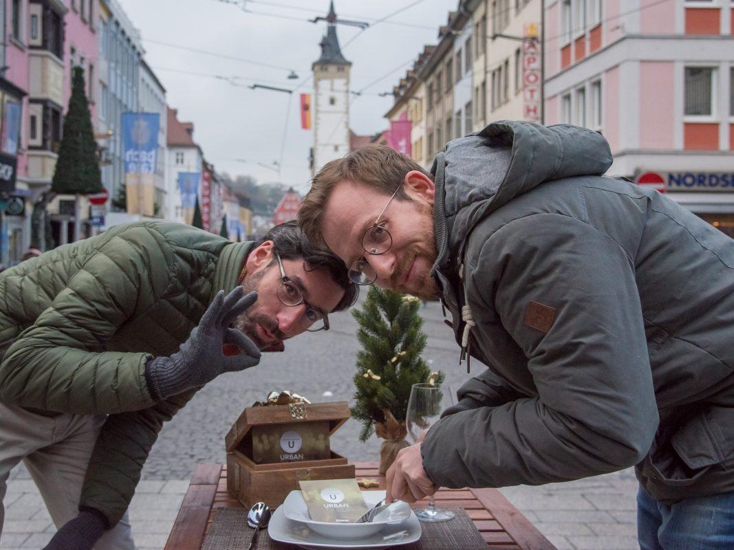 Das perfekte Weihnachtsgeschenk für Foodlover. Foto: Pascal Höfig