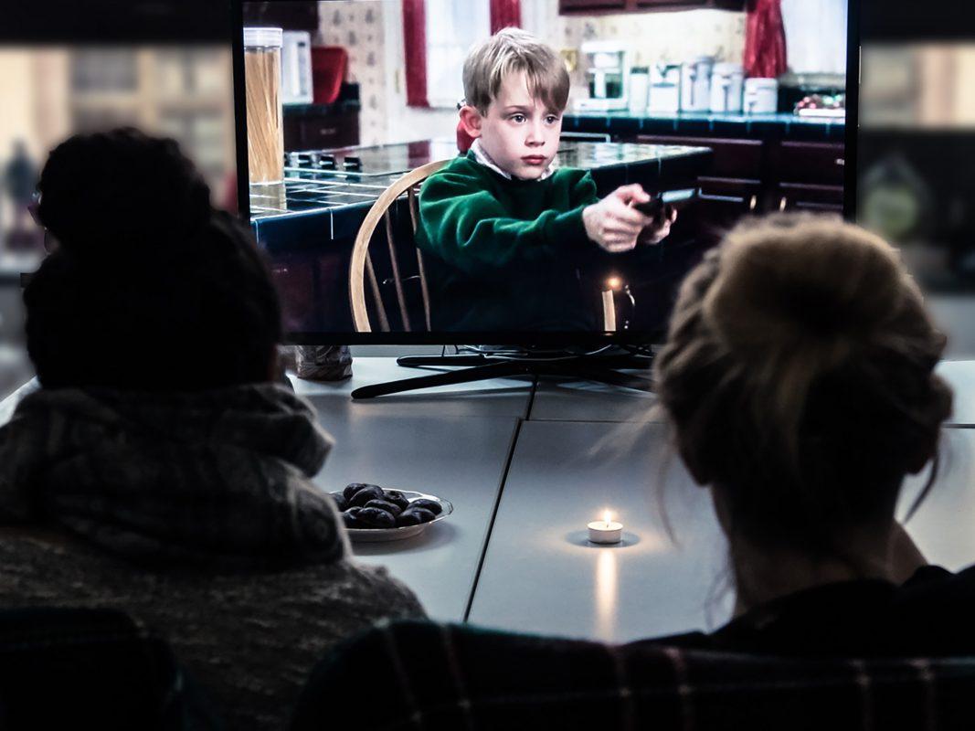Was gibt es schöneres als an Weihnachten Weihnachtsfilme zu schauen? Foto: Pascal Höfig