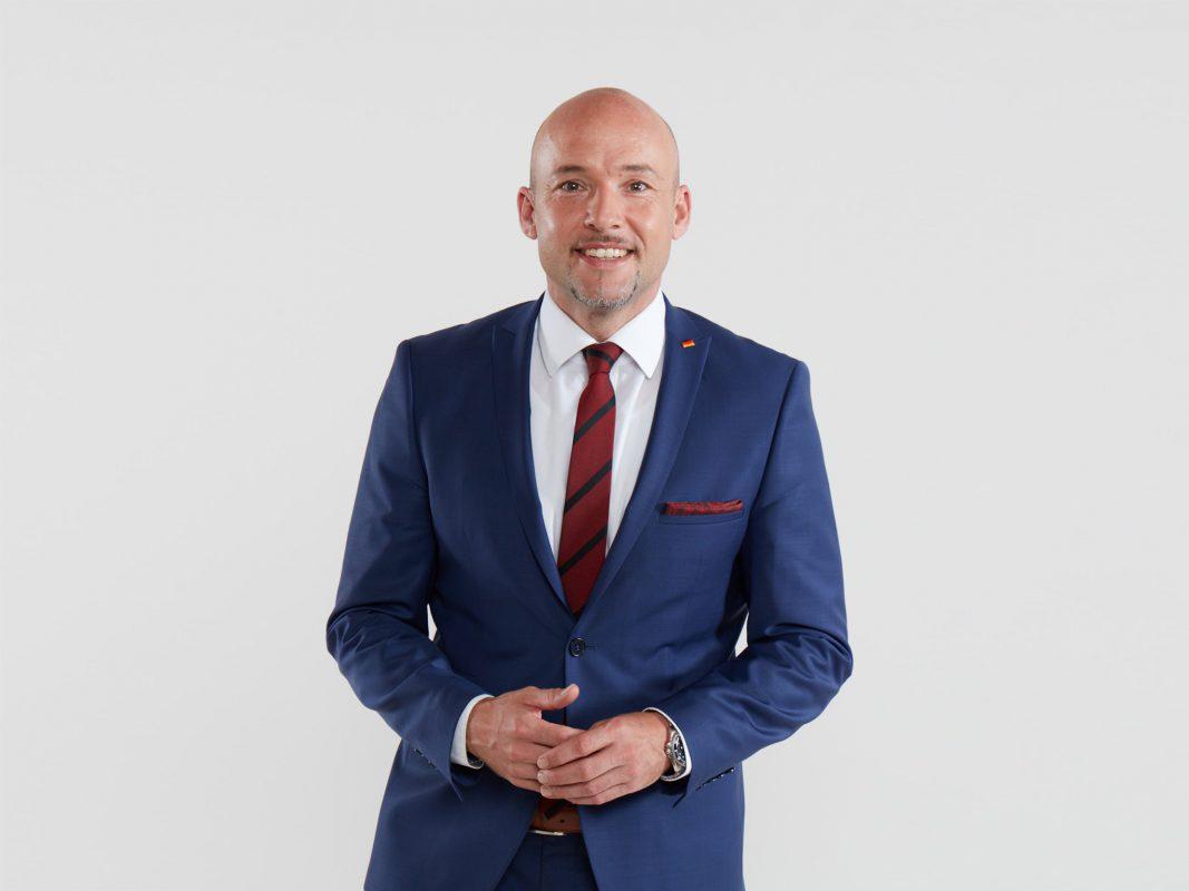 CSU-Politiker Alexander Hoffmann. Foto: Alexander Hoffmann
