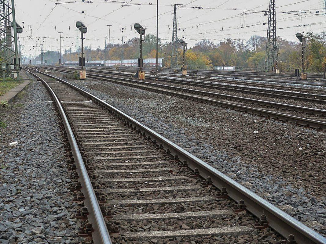 Bahngleise. Symbolfoto: Pascal Höfig