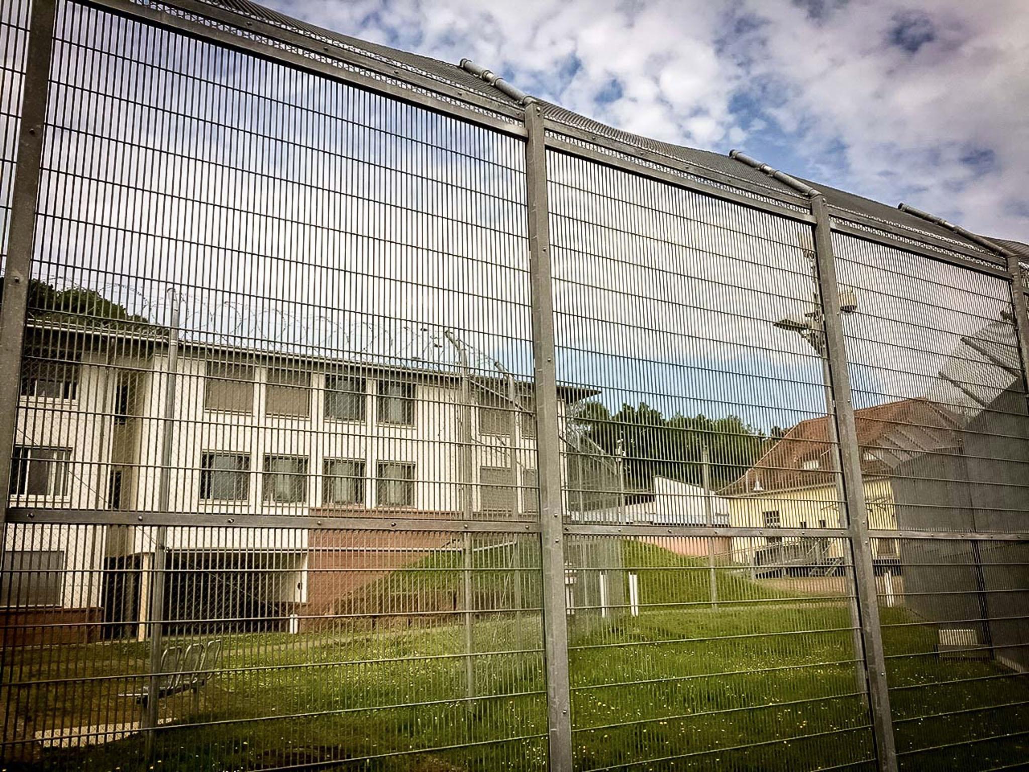 Das Bezirkskrankenhaus in Lohr. Symbolfoto: Pascal Höfig