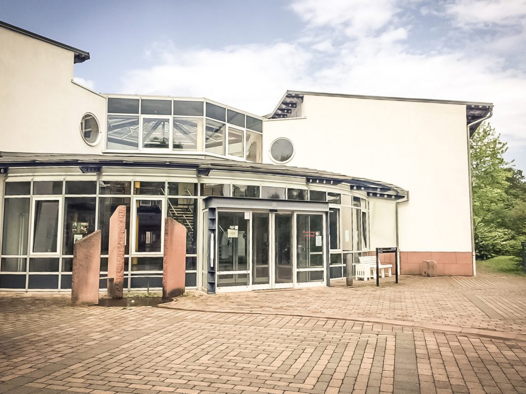 Bezirkskrankenhaus Lohr am Main. Foto: Pascal Höfig