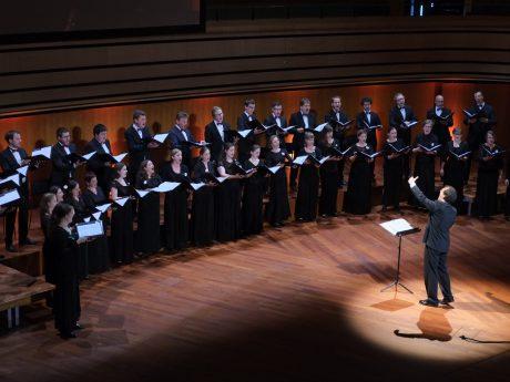 Festliches Chorkonzert mit Cantabile Regensburg in Würzburg