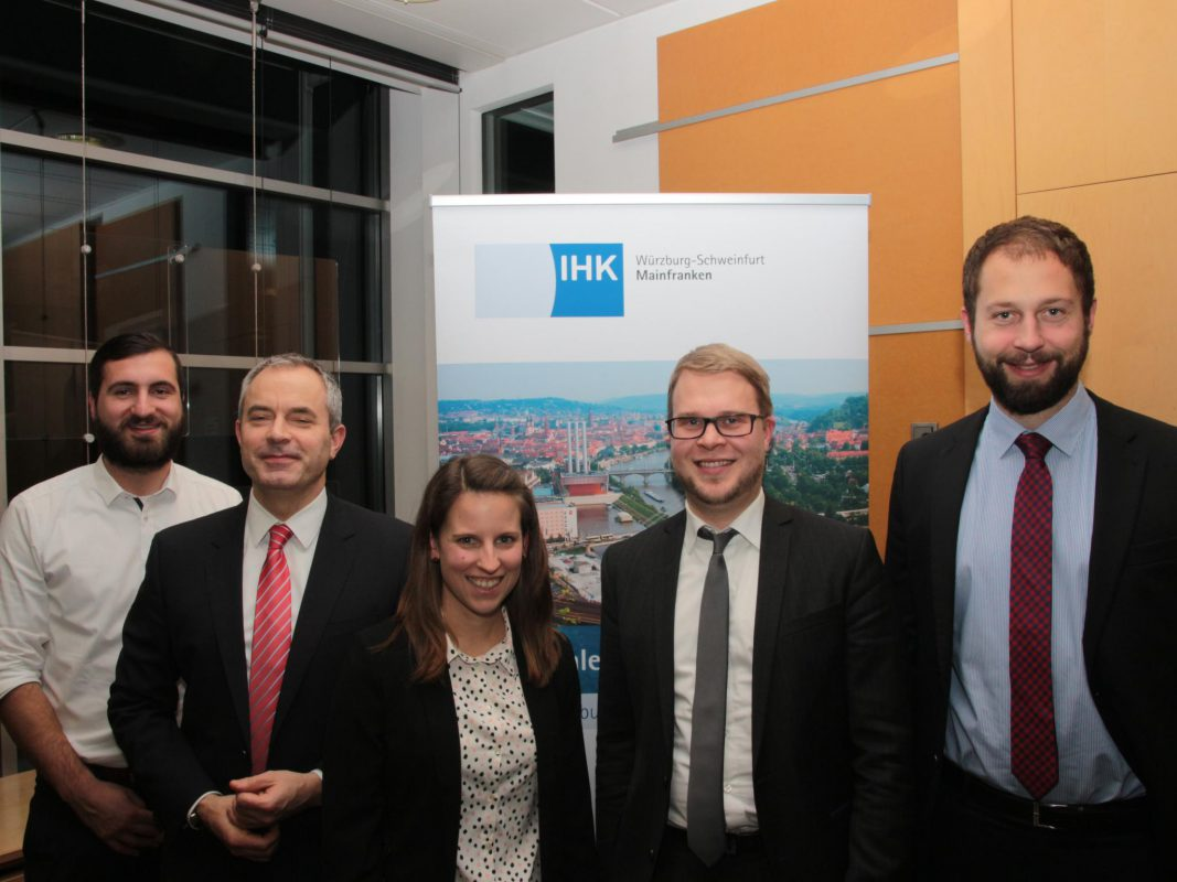 """""""Zukunftsforums Handel"""" in der IHK in Würzburg. Foto: IHK Würzburg- Schweinfurt"""