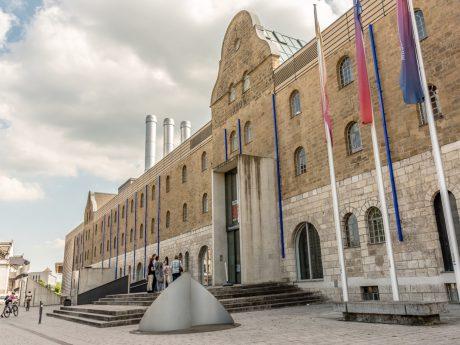 Das Museum im Kulturspeicher. Foto: Pascal Höfig