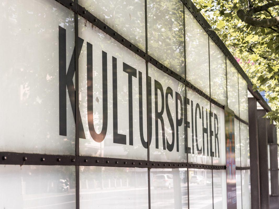 Der Kulturspeicher. Foto: Pascal Höfig
