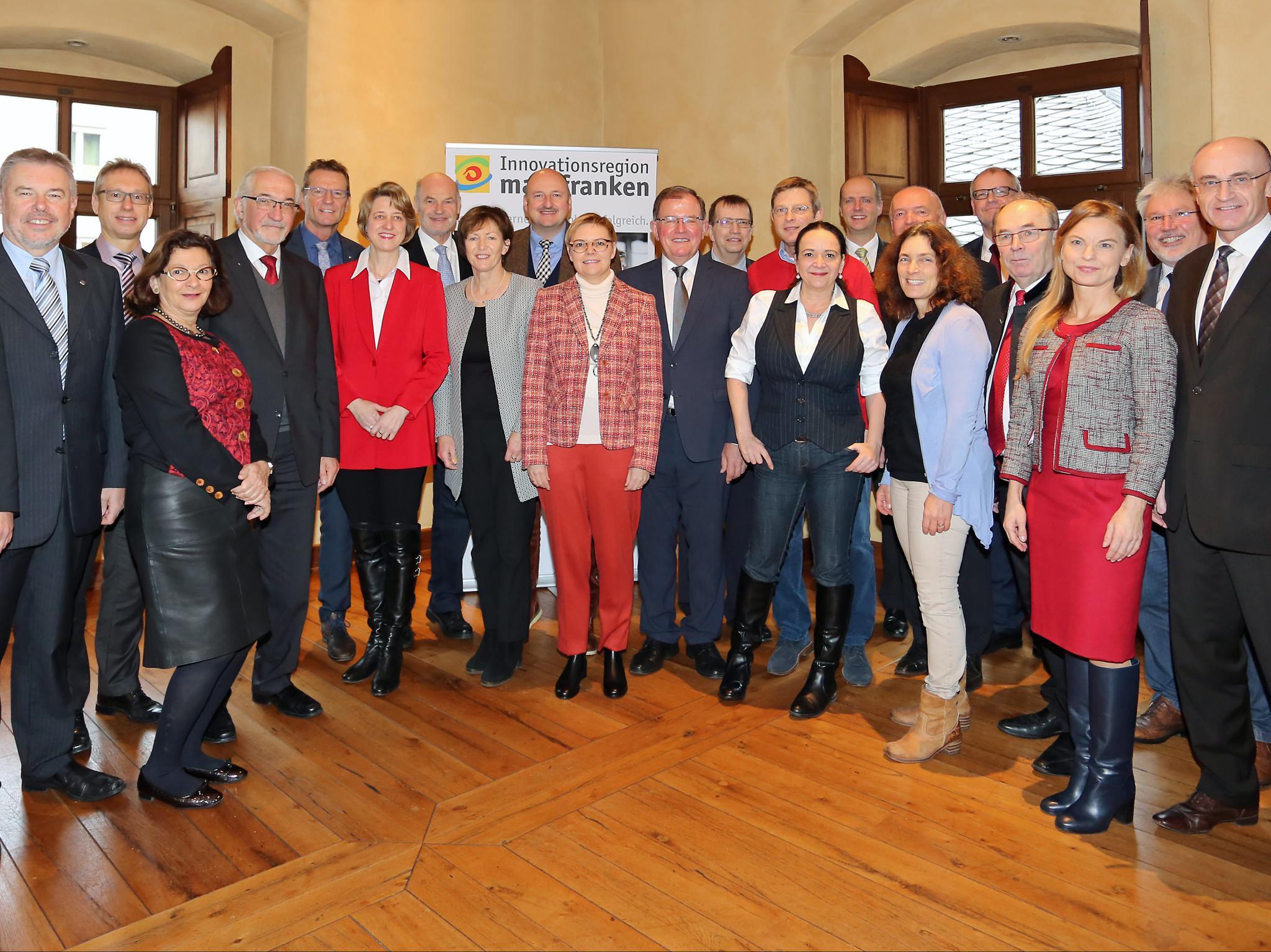 Der Rat der Region. Foto: Rudi Merkl