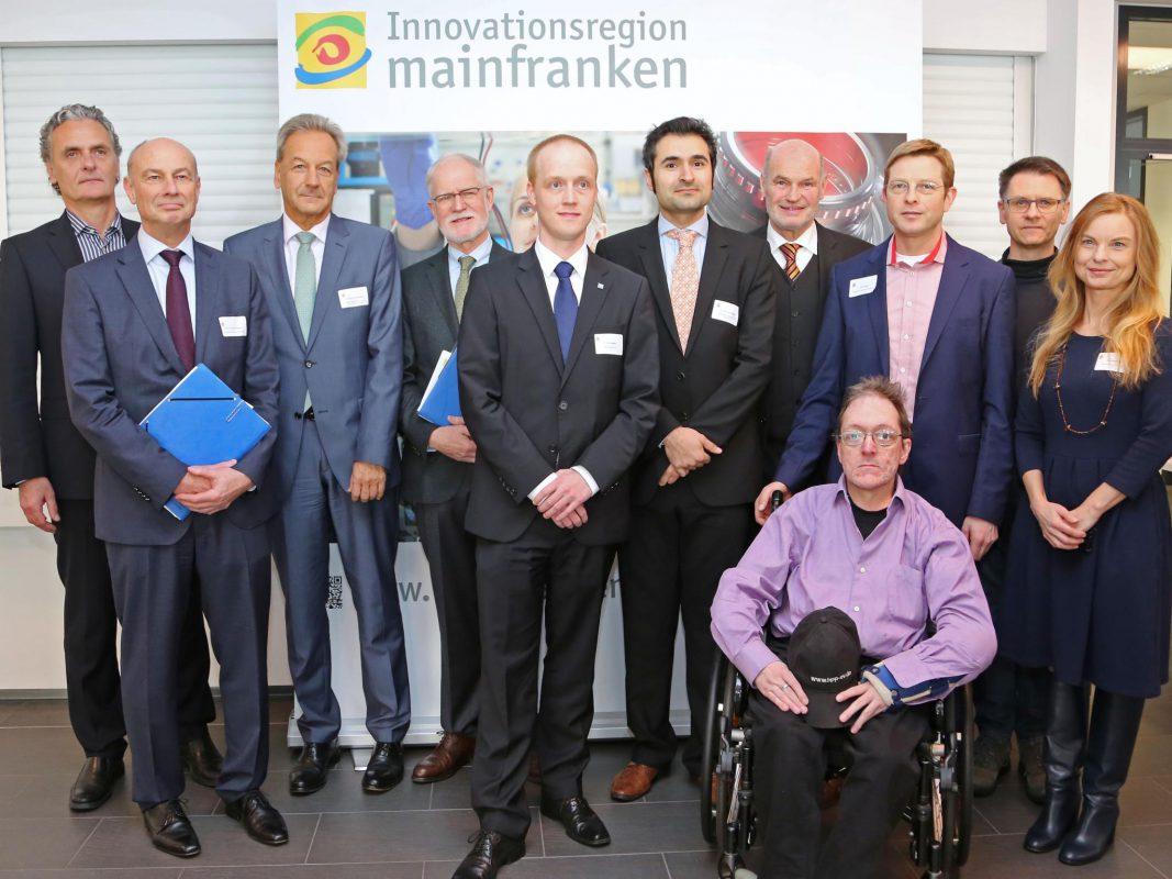 Das 5. Mainfränkischen Gesundheitssymposiums. Hauptthema: Telemedizin. Foto: Region Mainfranken
