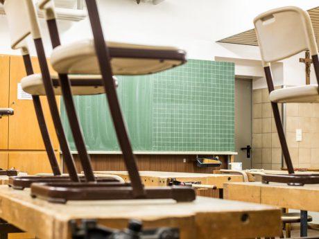 Symbolfoto Schule. Pascal Höfig