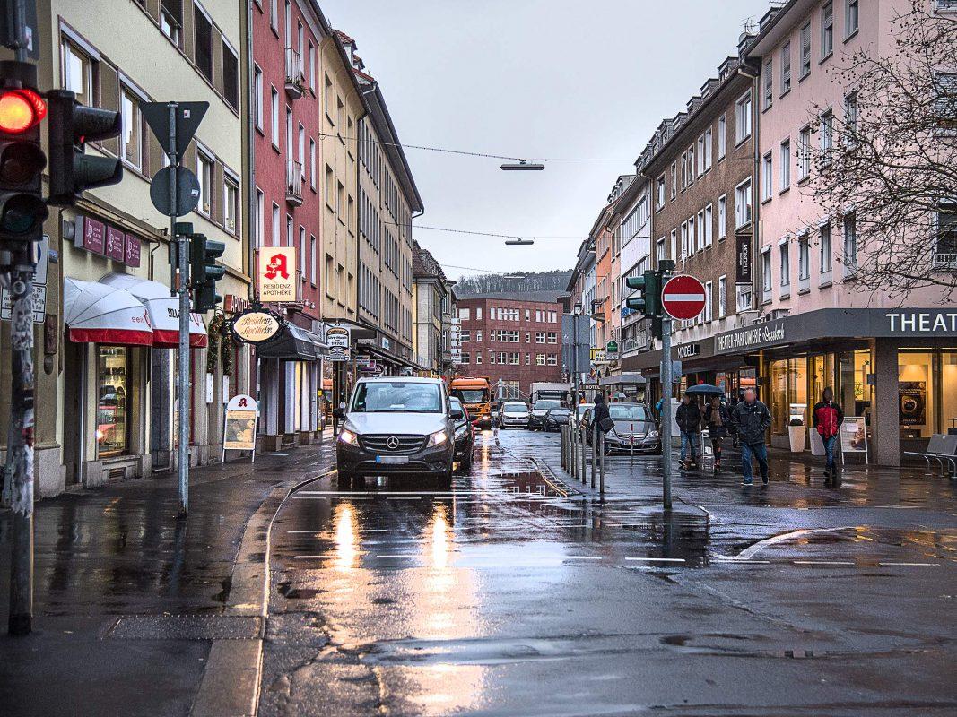 Wohnen in der Würzburger Innenstadt? Foto: Pascal Höfig