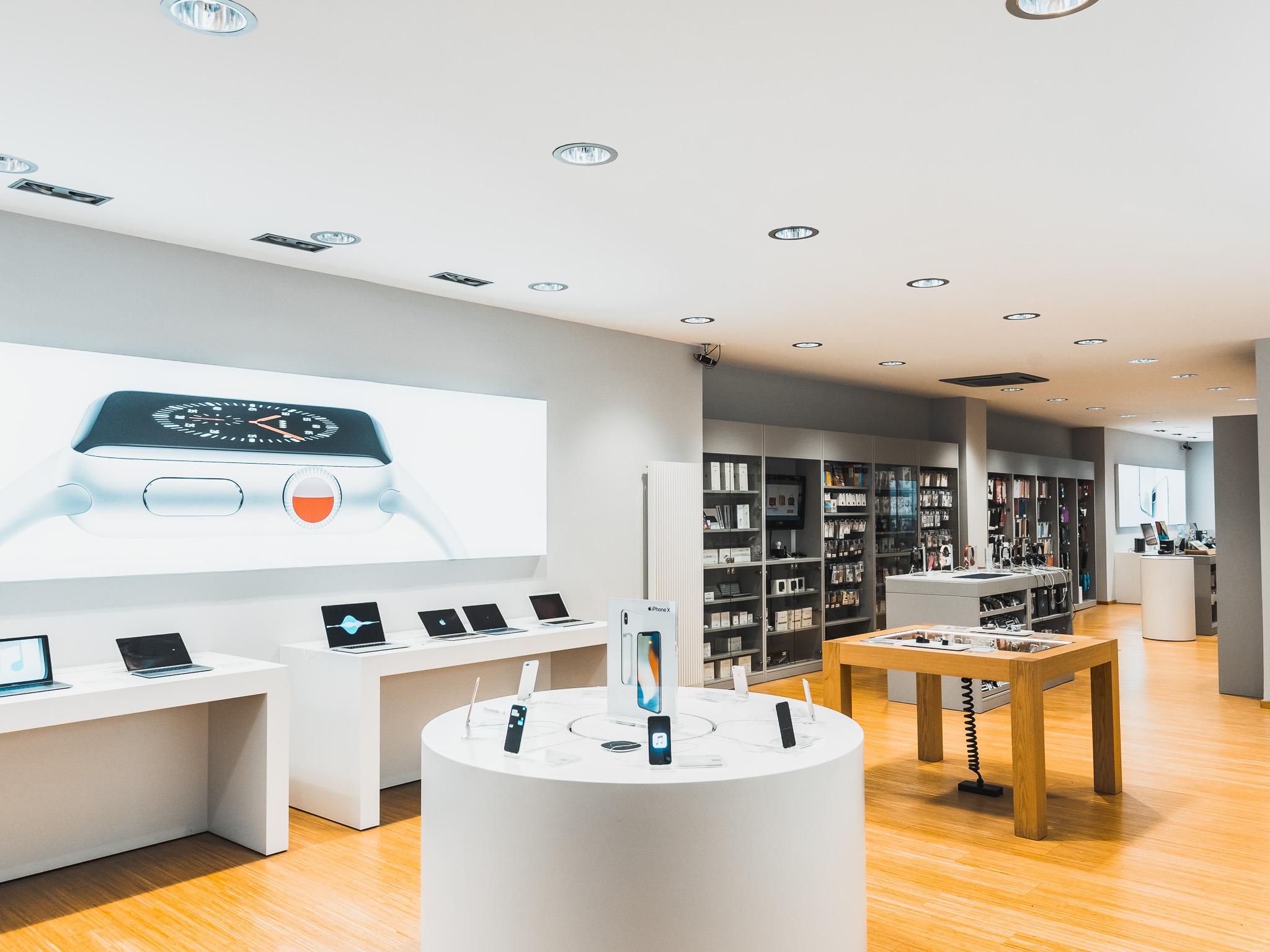 Comacs Store. Foto: Pascal Höfig