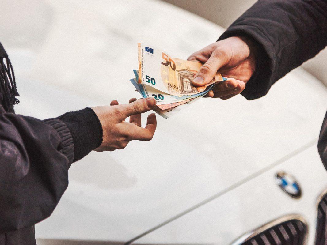 Geld zurück! Foto: Pascal Höfig