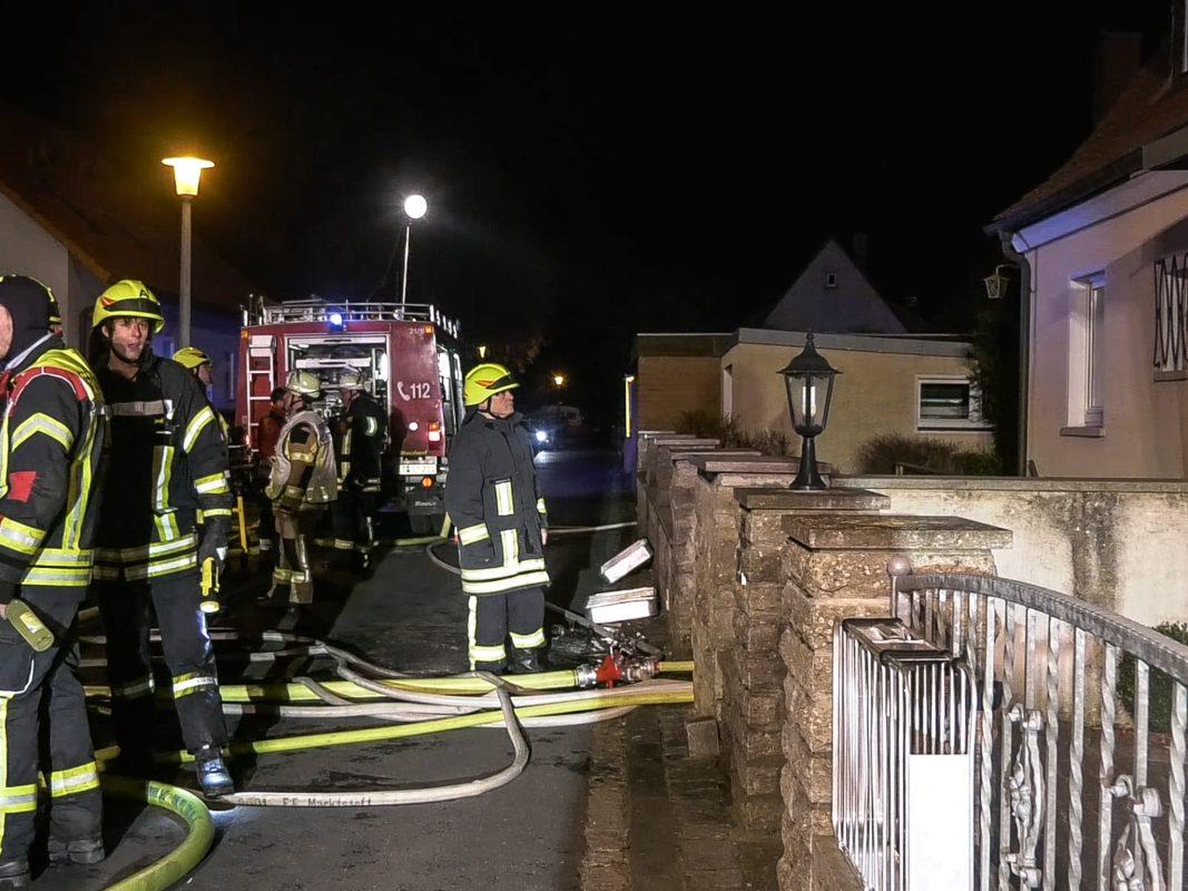 Wie das Feuer ausgebrochen ist, ist derzeit noch unklar und Gegenstand der laufenden Ermittlungen. Foto: Pascal Höfig