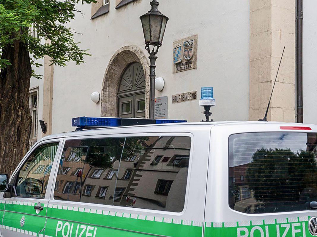 Das Landratsamt Kitzingen. Foto: Pascal Höfig