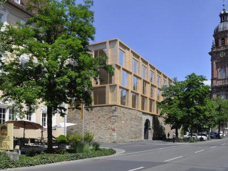 So soll der Erweiterungsbau einmal aussehen. Foto: Hotel Rebstock