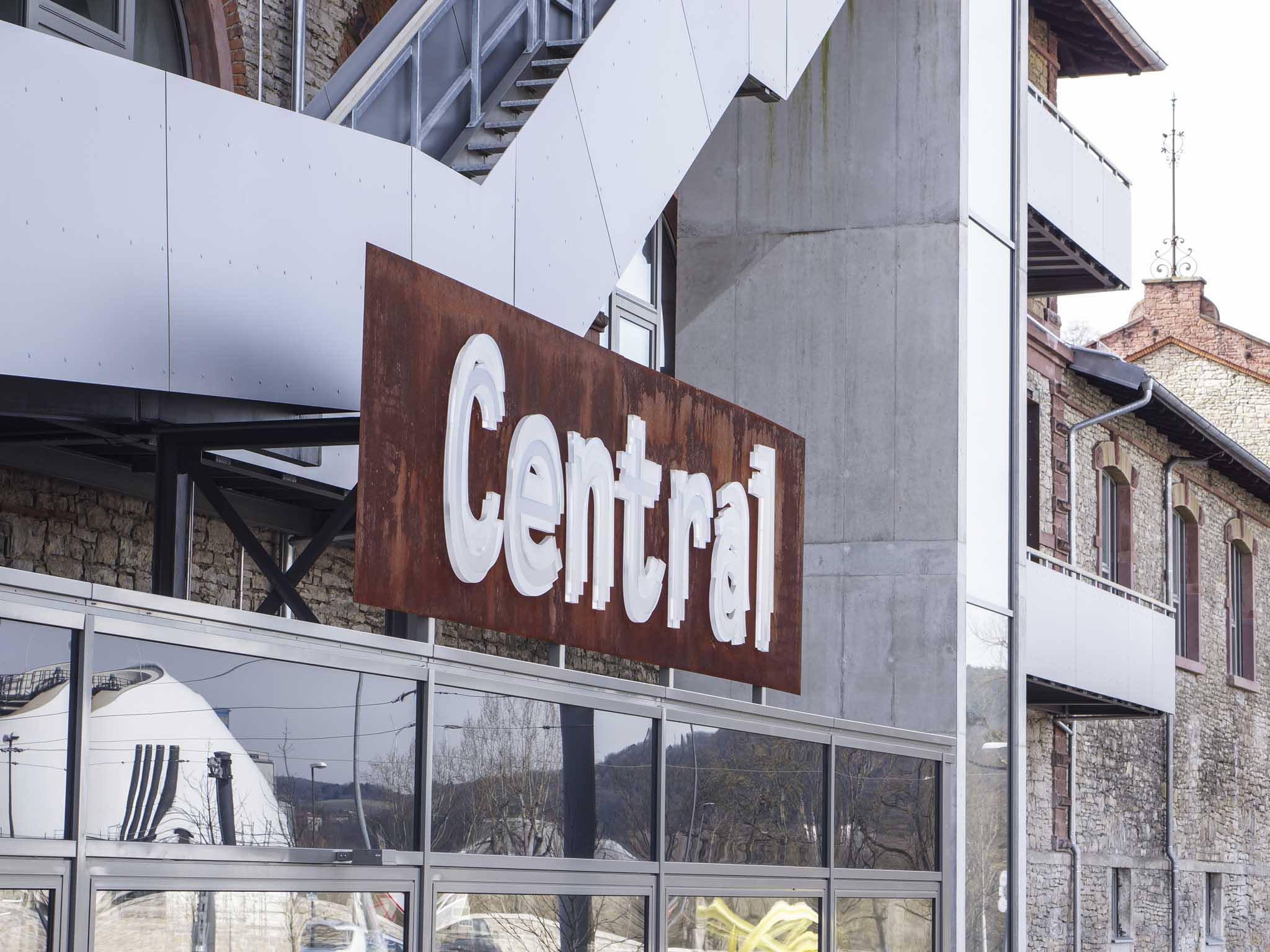 Central Kino auf dem Bürgerbräu Gelände. Foto: Dominik Ziegler