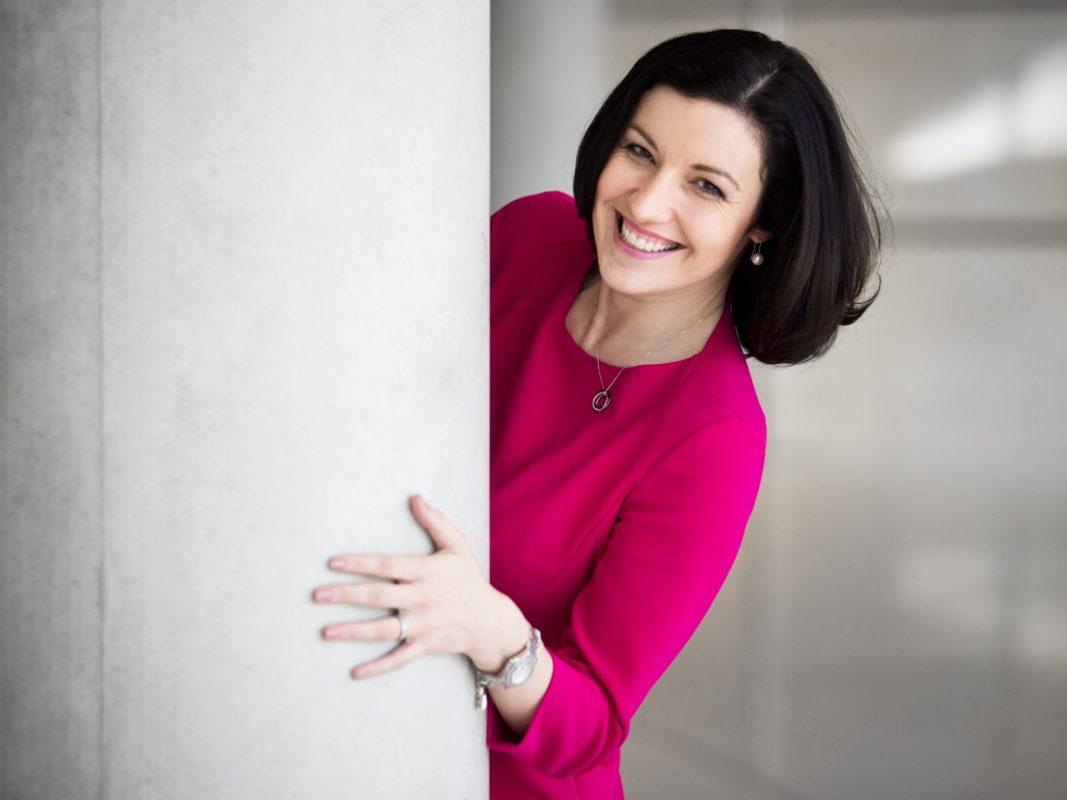 CSU-Politikerin Dorothee Bär. Foto: ToKo