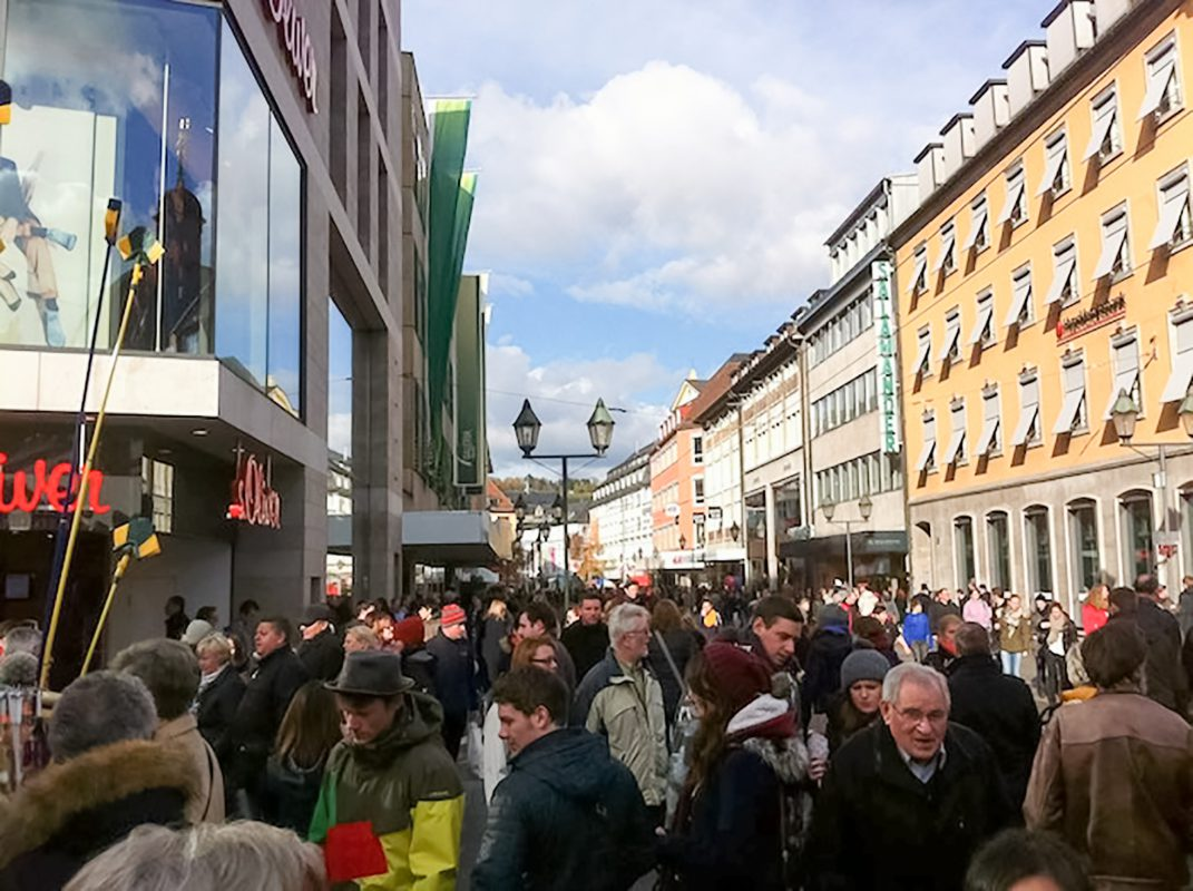 Symbolbild Einkaufen. Foto: Pascal Höfig
