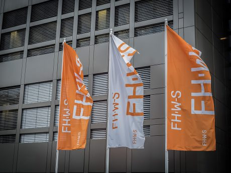 FHWS Würzburg-Schweinfurt. Symbolfoto: Pascal Höfig