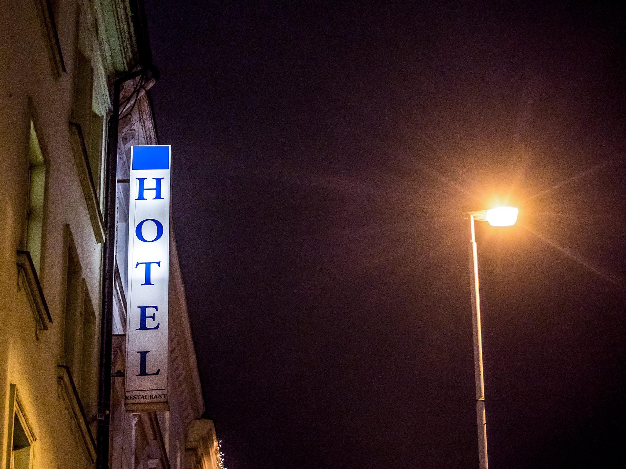 Hotel. Symbolfoto: Pascal Höfig
