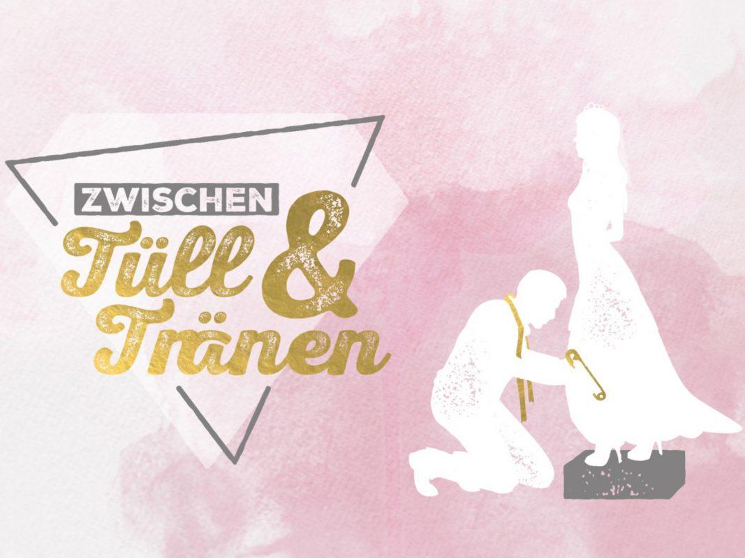 """Das Logo zur Sendung """"Zwischen Tüll & Tränen"""". Foto: VOX"""