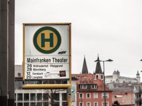 Symbolfoto Bushaltestelle. Foto: Pascal Höfig