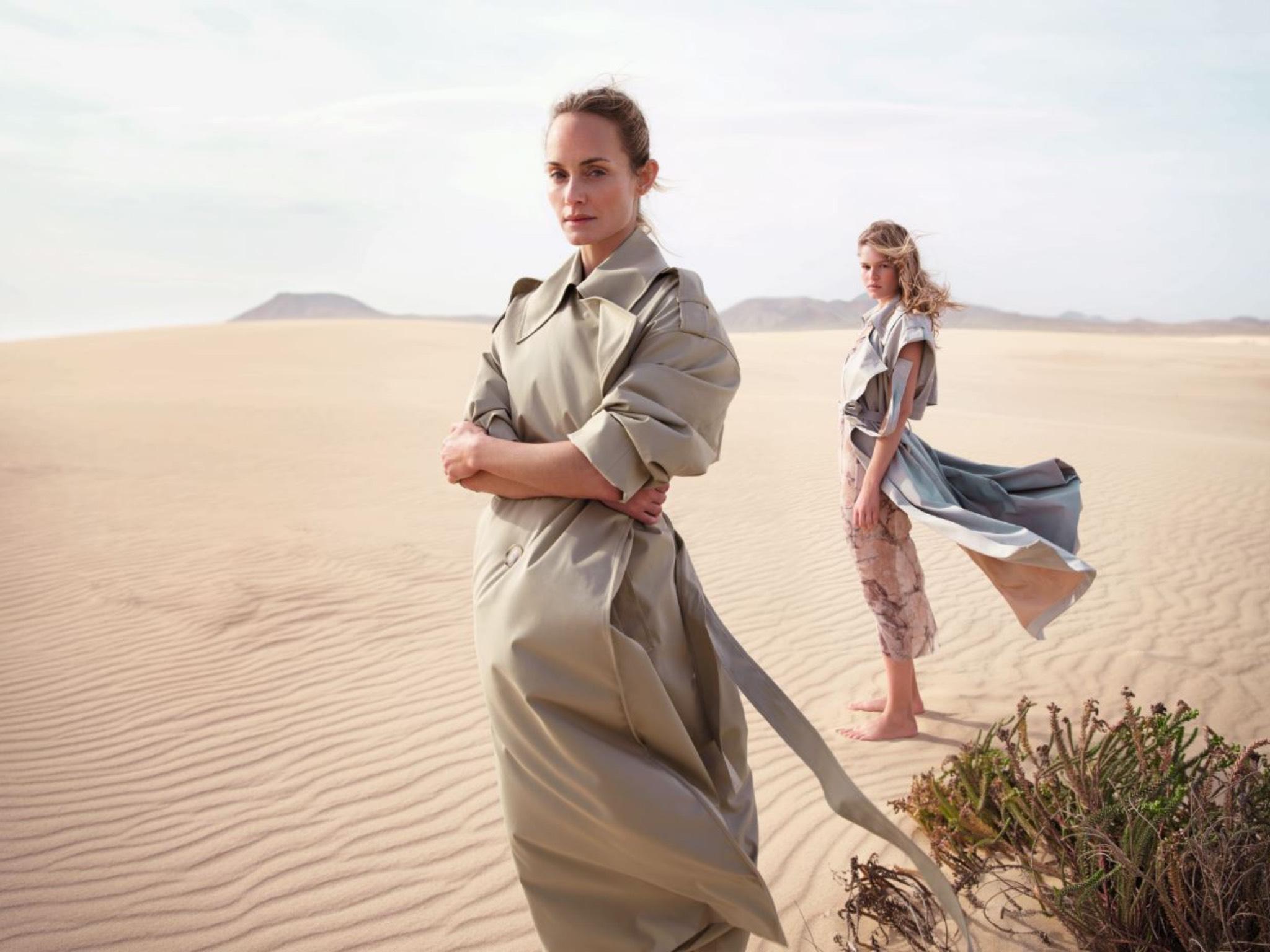 Mode für selbstbewusste Frauen. Foto: Mango