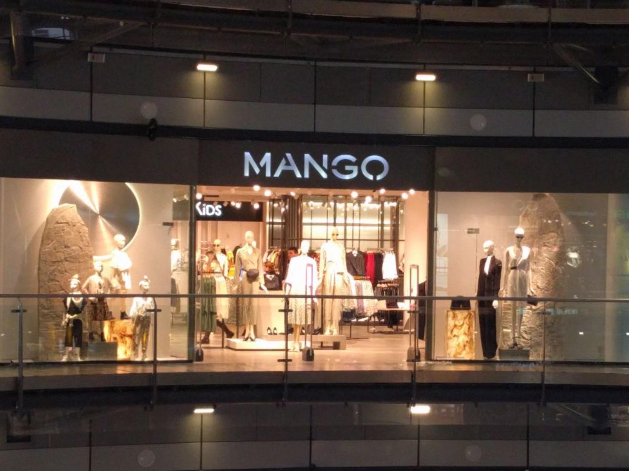 Mango outlet
