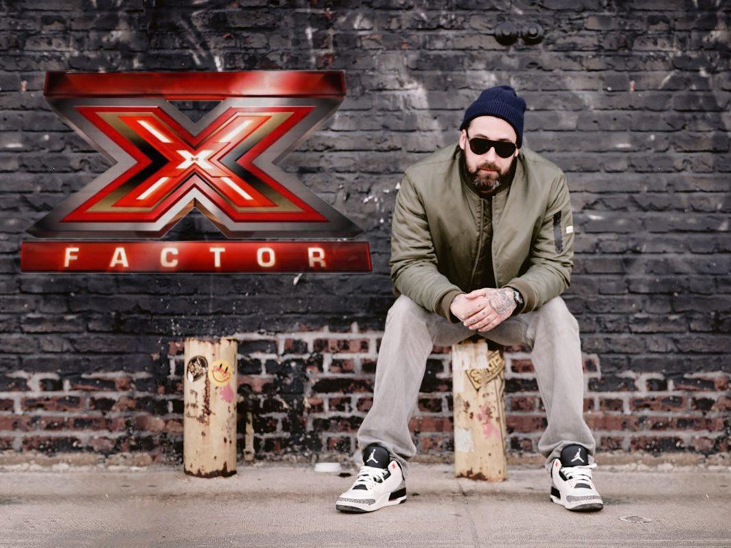 Castingshow X Factor mit Juror Sido. Logo: obs/Sky Deutschland, Foto: Sido/Sky Deutschland