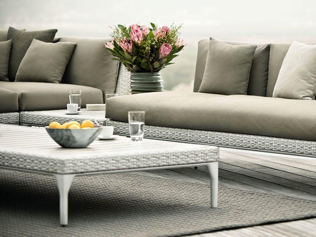 Einrichten Design outdoor ausstellung inspiration für s wohnzimmer im freien