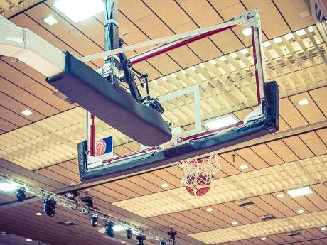 Basketball. Foto: Pascal Höfig