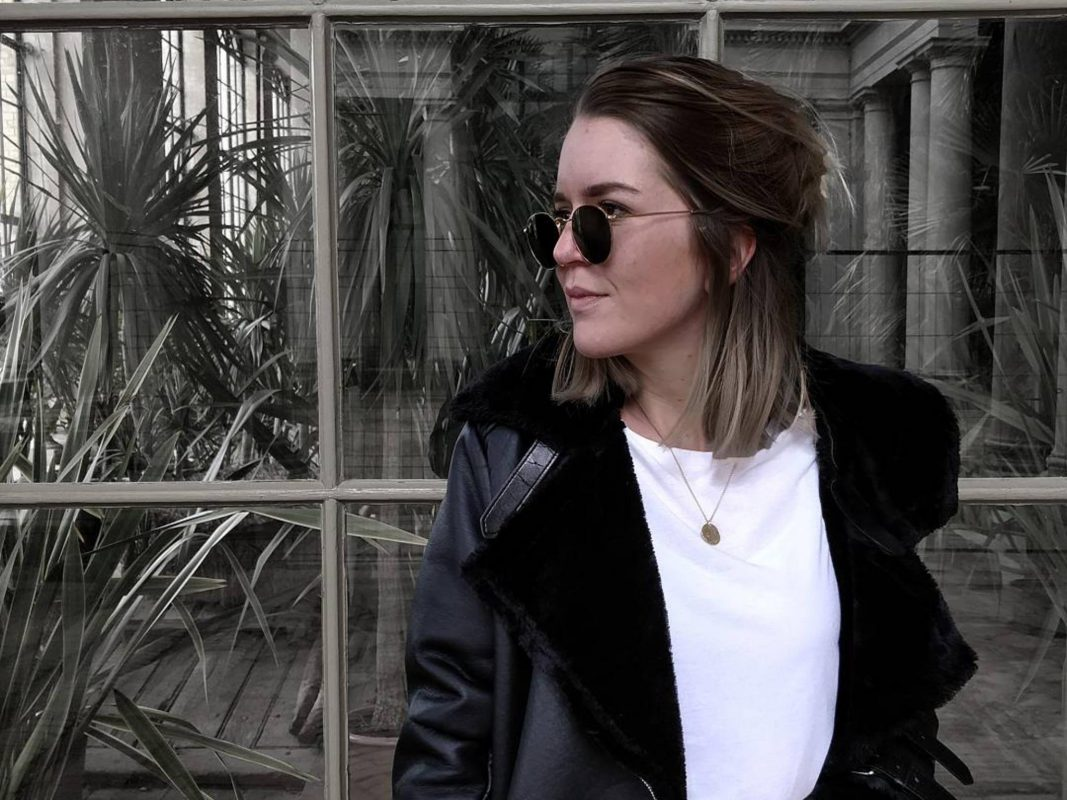 """Ein Foto von """"white aesthetic"""" Eliza. Foto: Eliza Schneider"""