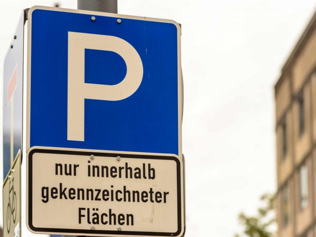 Symbolfoto Parken. Foto: Pascal Höfig