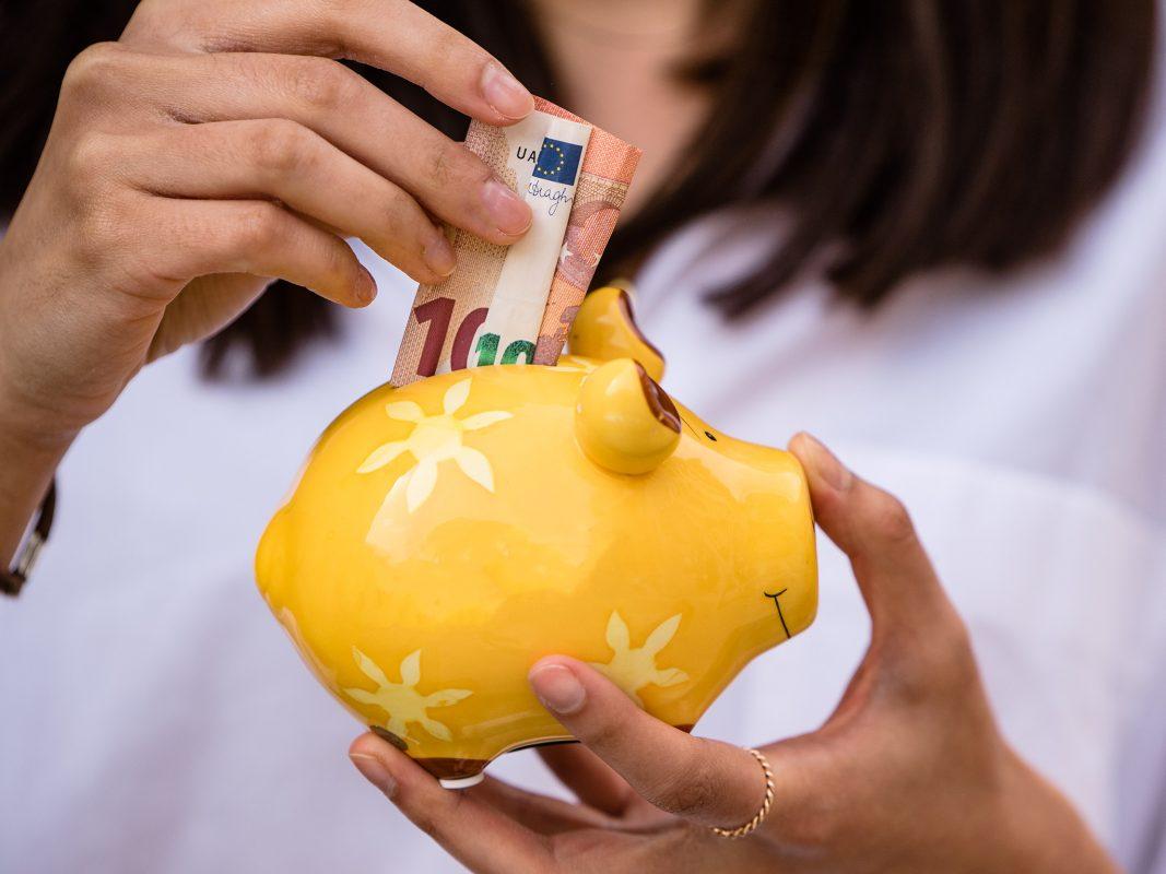 Geld mithilfe von Experten anlegen! Symbolbild: Pascal Höfig
