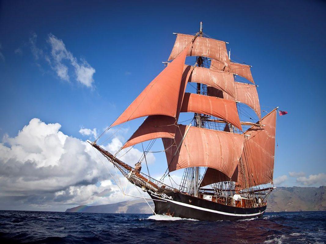 11 Tage Segeltörn mit Kurs auf Teneriffa! Foto: Forum train & sail GmbH