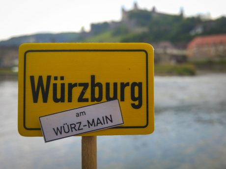 Würzburg am Würz-Main? Foto: Dominik Ziegler
