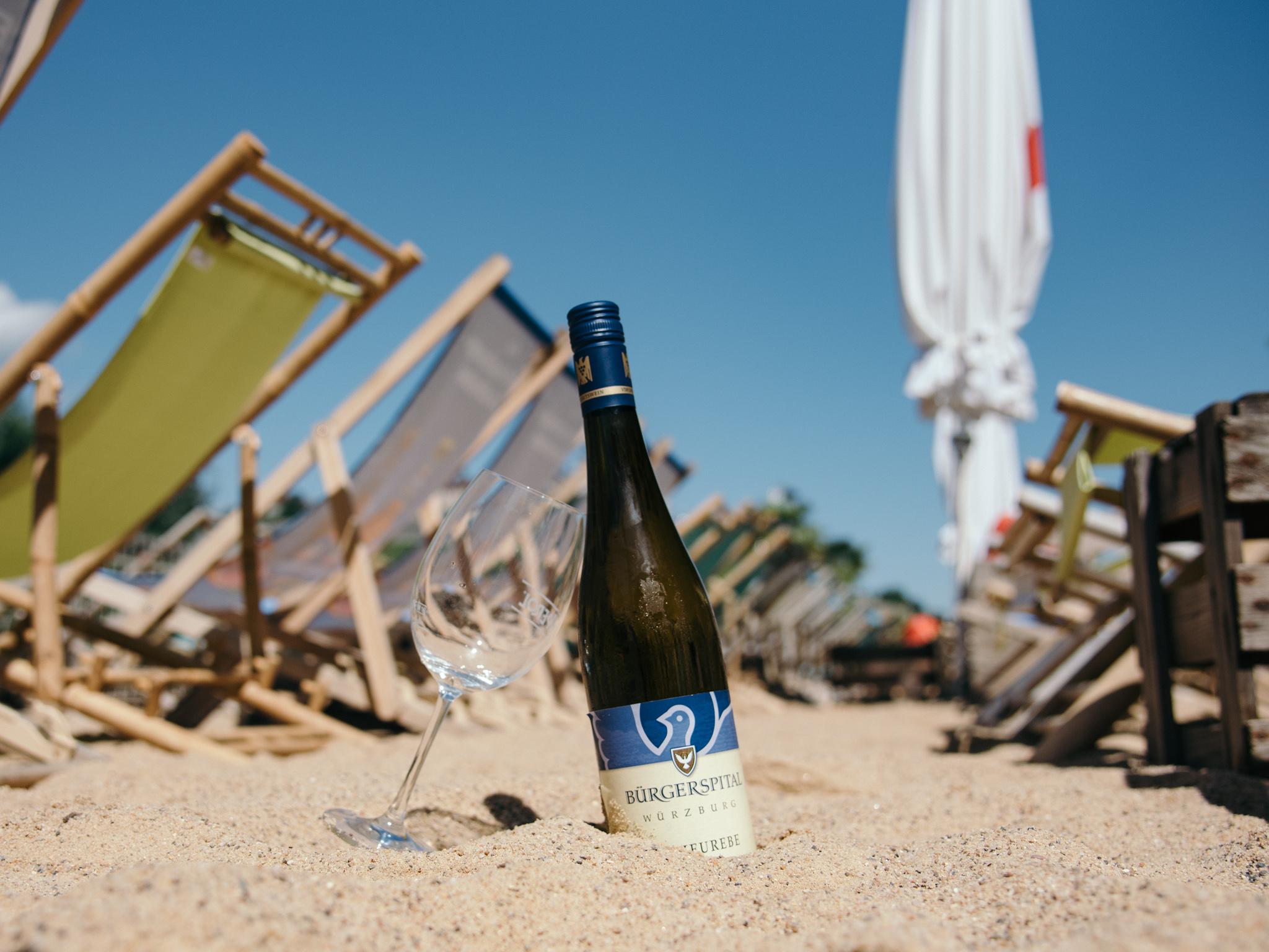Wein, Bier, Cocktails & vieles mehr! Foto: Pascal Höfig.