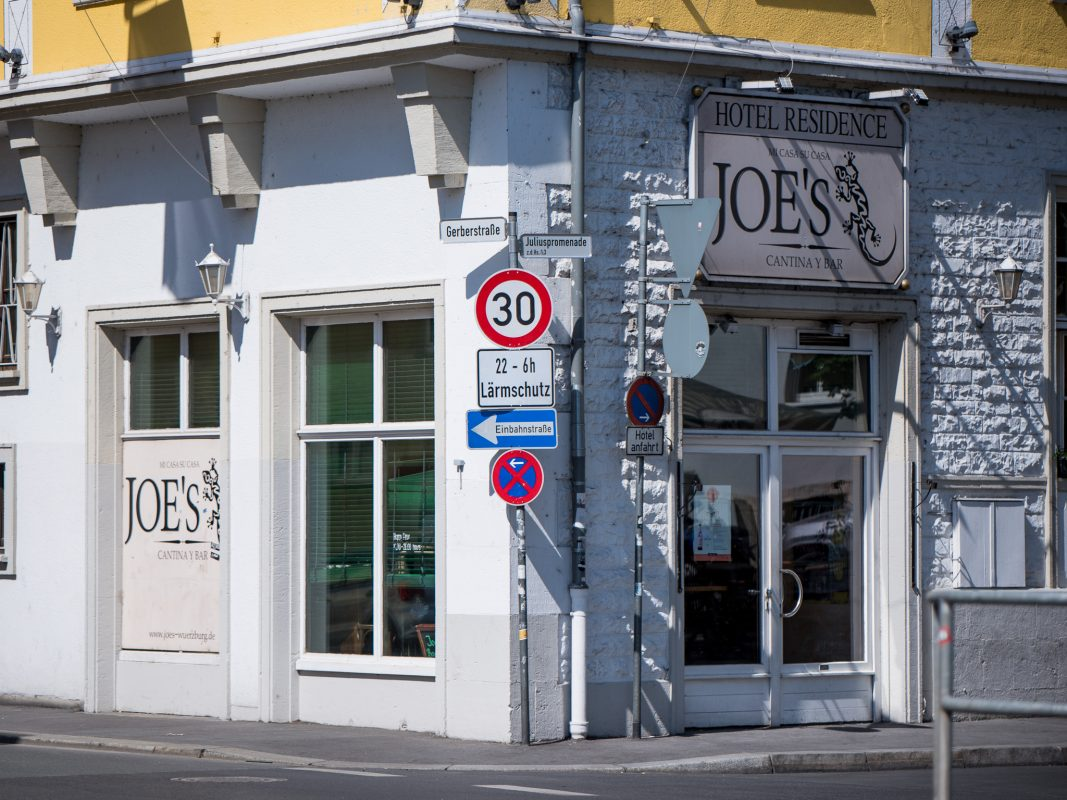 Joe's Cantina y Bar. Foto: Pascal Höfig