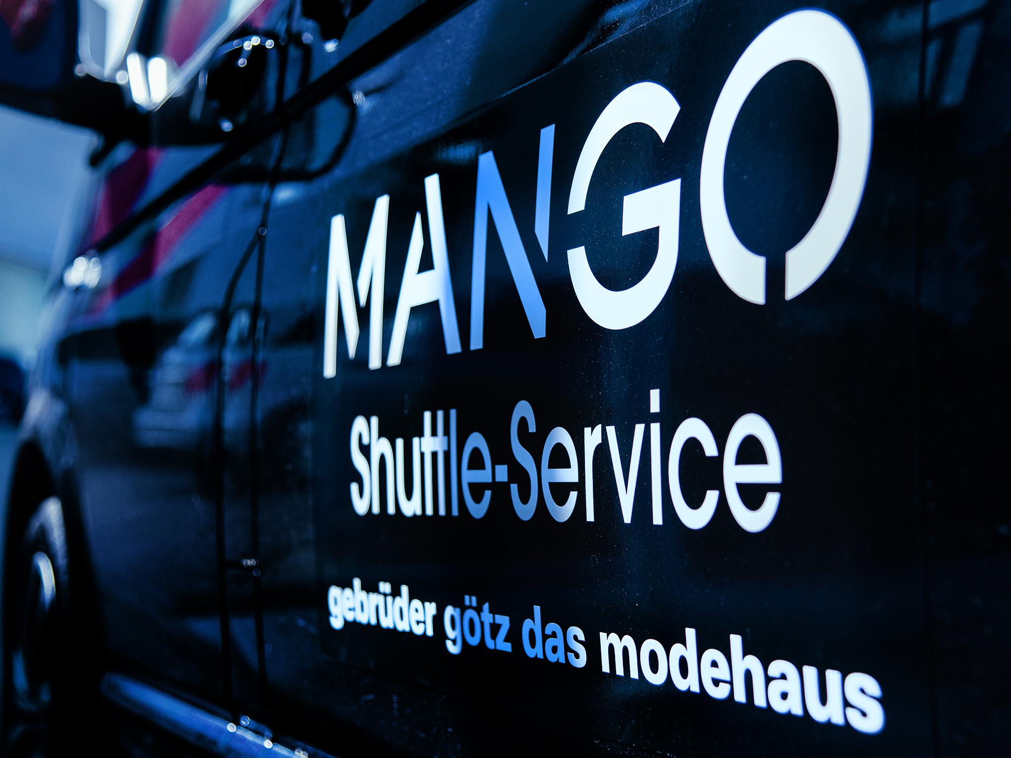 Jeden Samstag kostenlos zum Shoppen – mit dem MANGO-Shuttle! Foto: Pascal Höfig