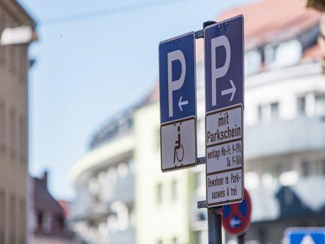 Parkplatz. Foto: Pascal Höfig