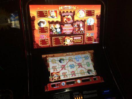 Symbolfoto Glücksspielautomat. Foto: Pascal Höfig