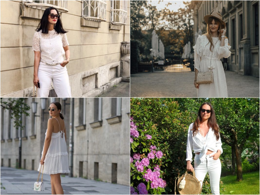 Das tragen Würzburgs Fashionistas zur White Party! Fotos: Lea Demir, Laura, Ines Bali, Sabrina