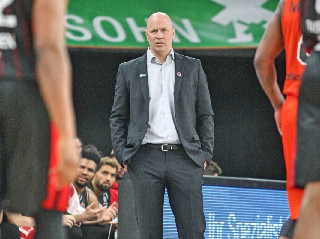 Spekulationen beendet: Denis Wucherer wird neuer Head Coach von s.Oliver Würzburg. Foto: Sven Kuczera Photography.