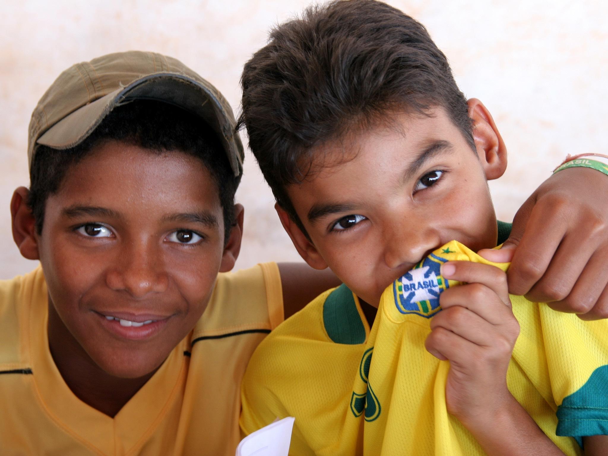 Die DAHW unterstützt Kinder- und Jugenprojekte in Brasilien. Foto: © Rolf Bauerdick/DAHW